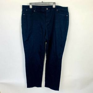 Talbots  Slimming Signature Ankle Jeans